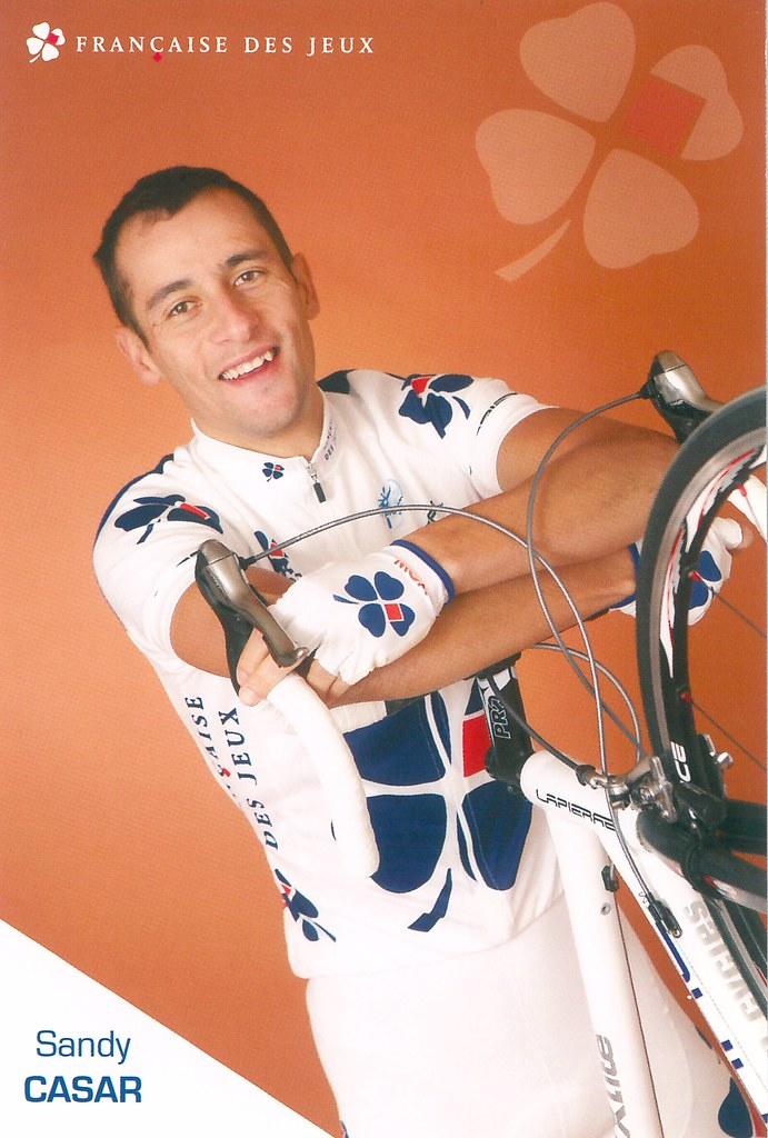 Sandy Casar - Française des Jeux 2008