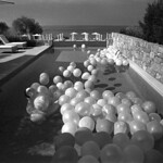 Pool Party  (Tri-X)
