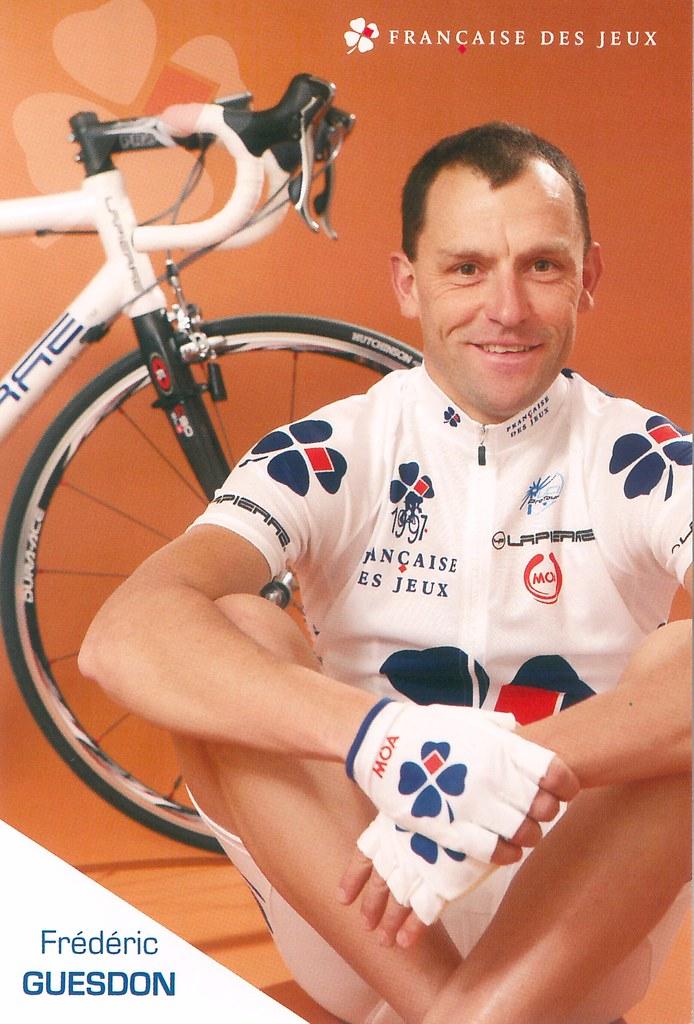 Frédéric Guesdon - Française des Jeux 2008