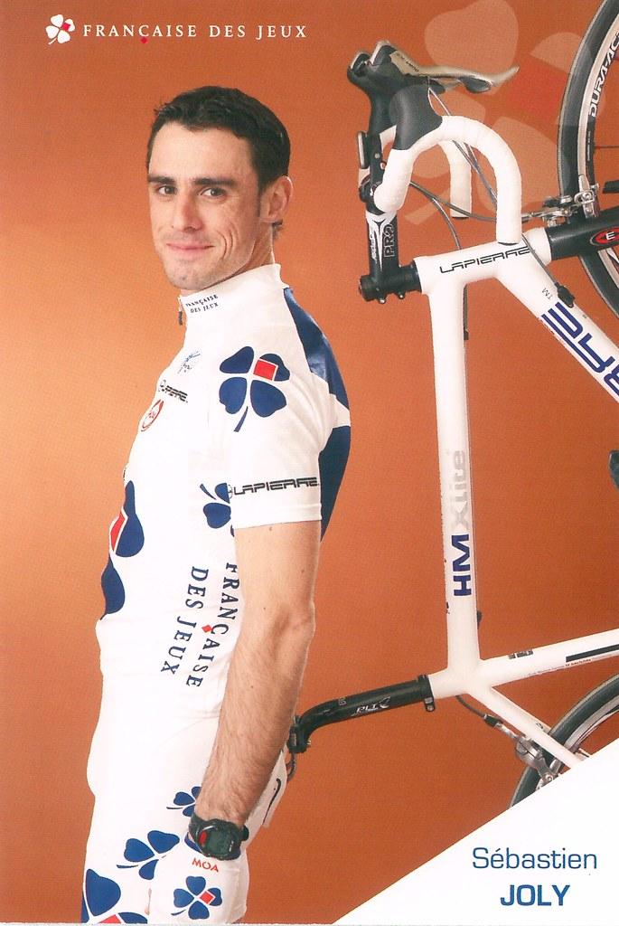 Sébastien Joly - Française des Jeux 2008