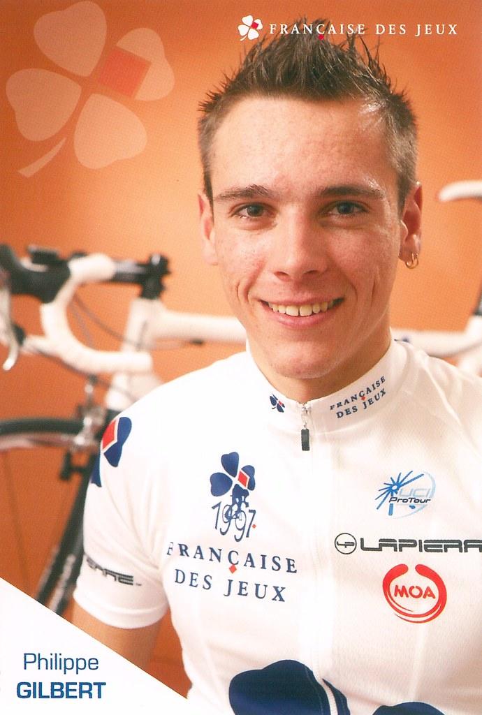 Philippe Gilbert - Française des Jeux 2008
