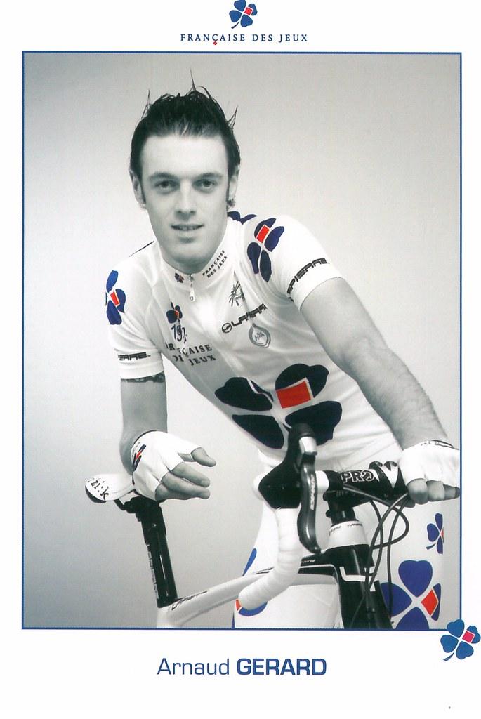 Arnaud Gerard - Française des Jeux 2009