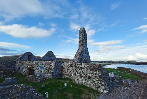 Ballinskelligs Priory,  Ring of Kerry