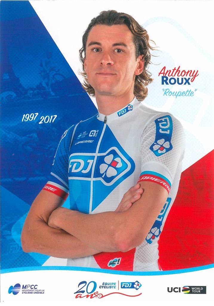 Anthony Roux - FDJ 2017