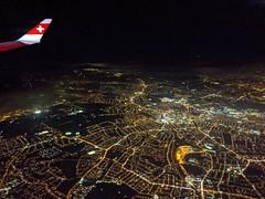 Flight Heathrow terminal 2 to Zurich on Swiss