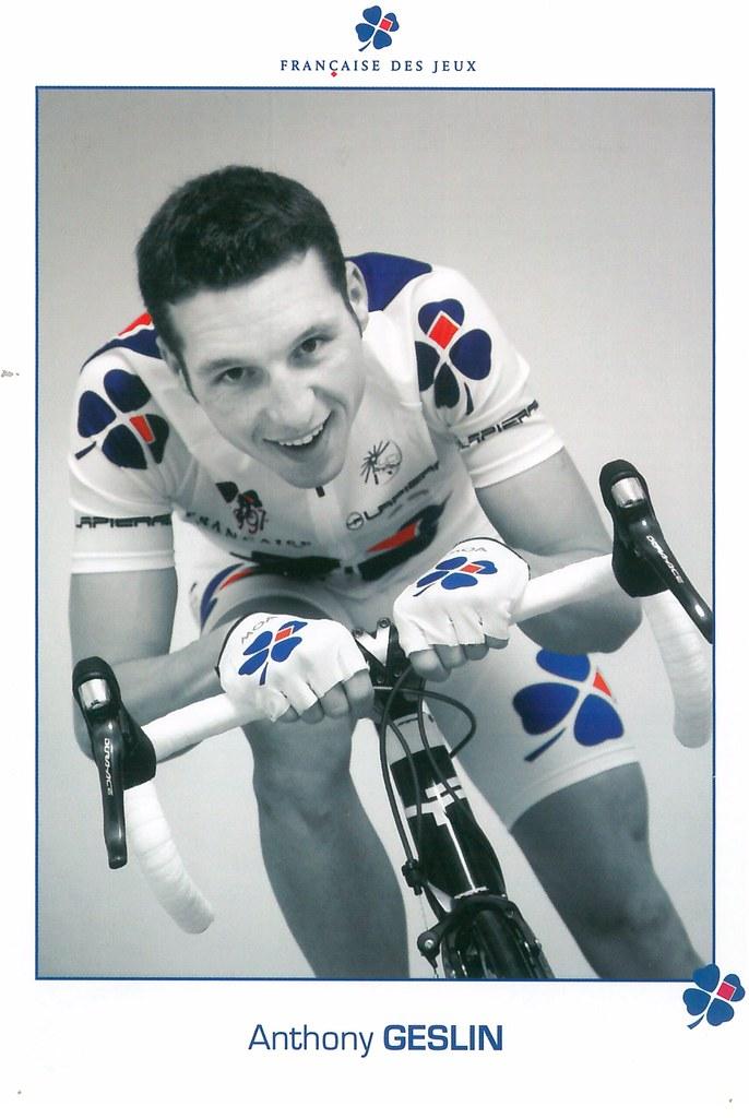 Anthony Geslin - Française des Jeux 2009