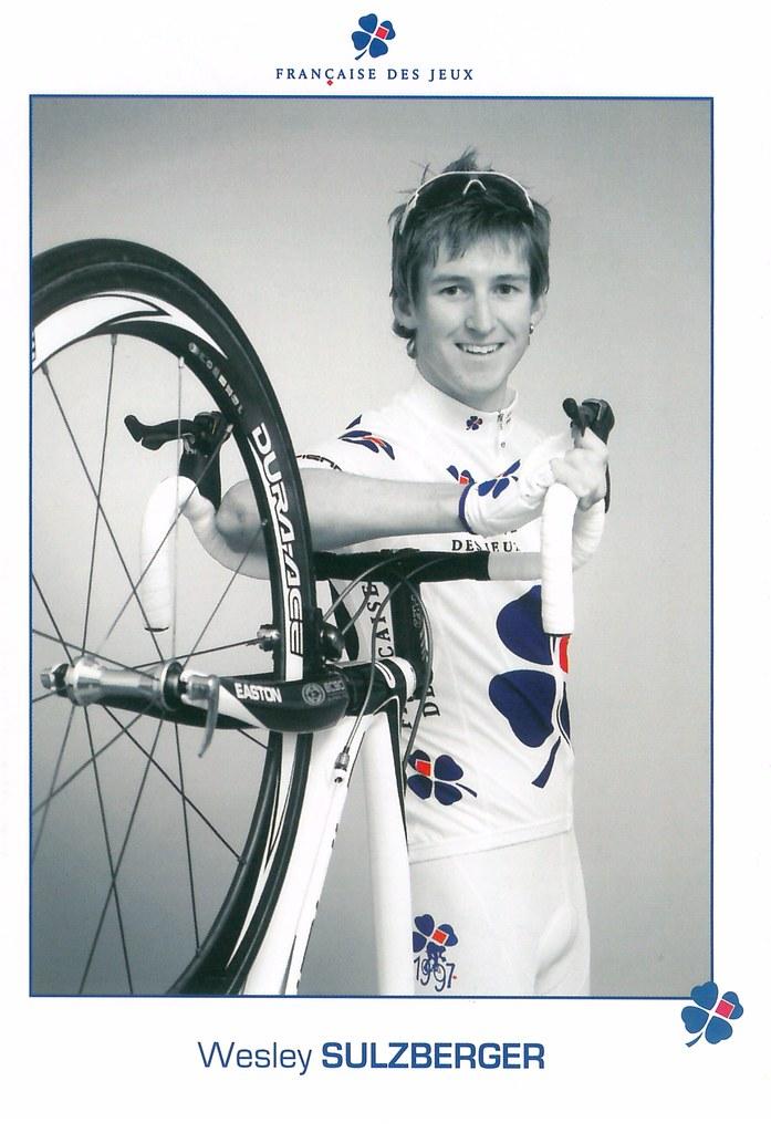 Wesley Sulzberger - Française des Jeux 2009