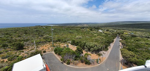 View From Cape Naturaliste Lighthouse
