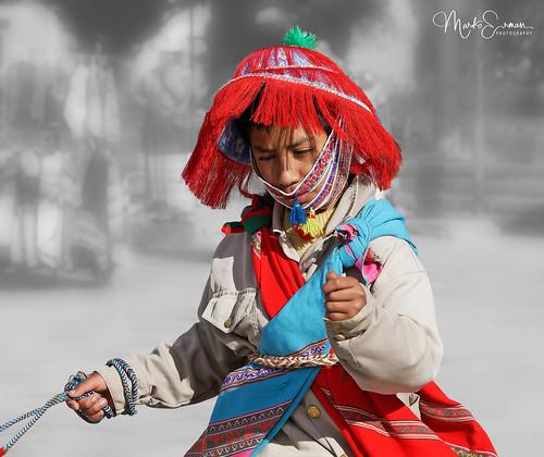 Boy's Wititi dance costume