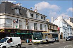 Heuliez Bus GX 337 – RD Lorient Agglomération (RATP Dev)  / CTRL (Compagnie de Transport de la Région Lorientaise) n°434