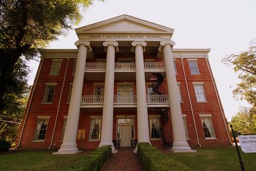 Old Dallas County Courthouse - Selma, AL