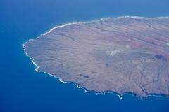 Landscape / seascape: Polihua Beach, Keanapapa Point, K'a'apa cliffs, northwest corner of Island of Lanai, Hawai'i DSC_0517