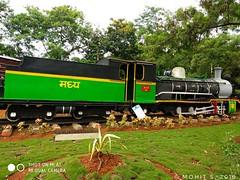 Narrow Gauge Steam Locomotive.