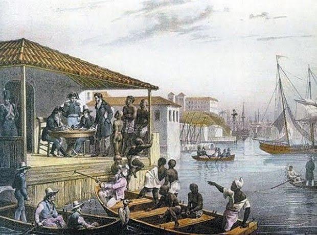 Artigo | Ao negro escravizado eram oferecidos pão, pano e pau, pancada. Isso acabou?