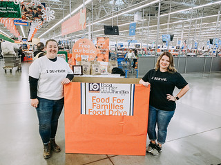 Food for Families Food Drive 2019