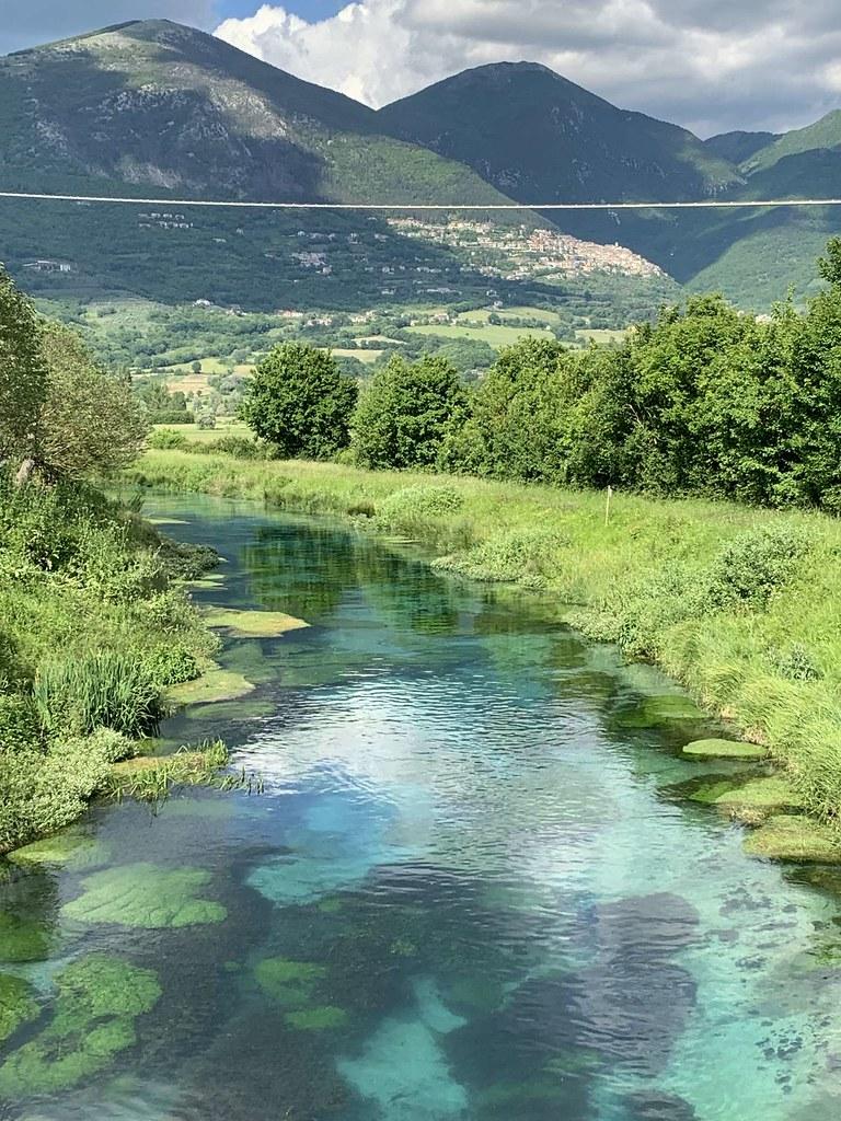 Santa Susanna River