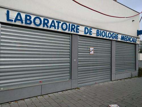 Grève des laboratoires d'analyses médicales
