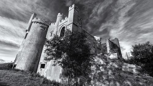 Ireland 2019 - Clifden Castle