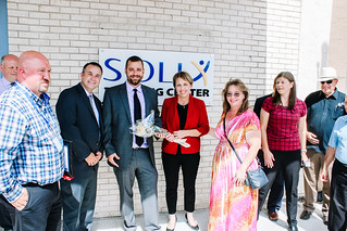 Ribbon Cutting: Solix
