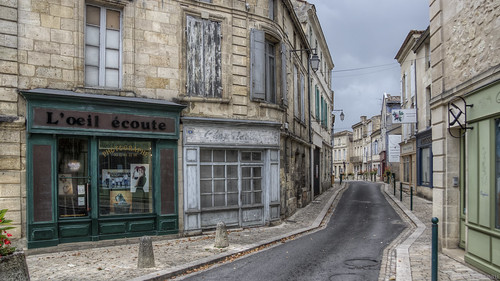 Street in Bourg