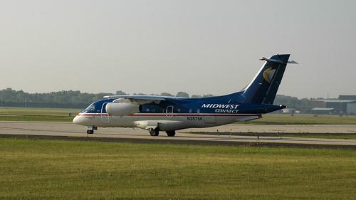 Skyway Airlines Dornier Do-328JET-310 N357SK