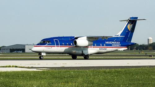 Skyway Airlines Dornier Do-328JET-310 N354SK