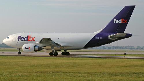 Federal Express (FedEx) Airbus A310-203(F) N412FE