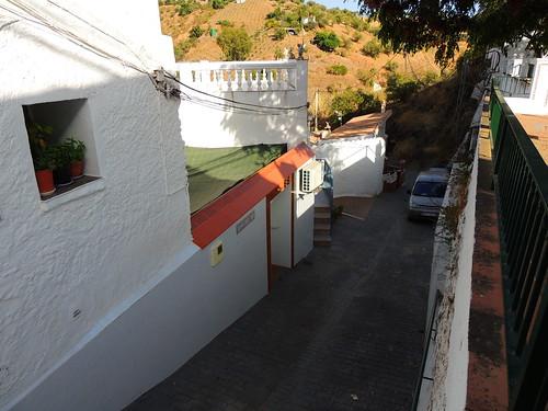 <Calle Iglesia> Cajiz (Málaga)