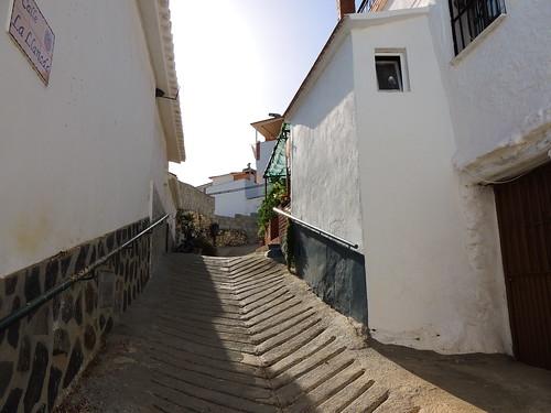 <Calle La Llanada> Cajiz (Málaga)