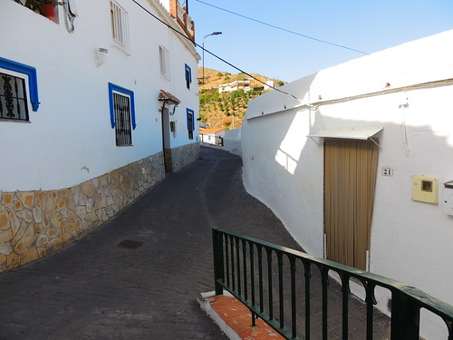 <Calle El Molino> Cajiz (Málaga)