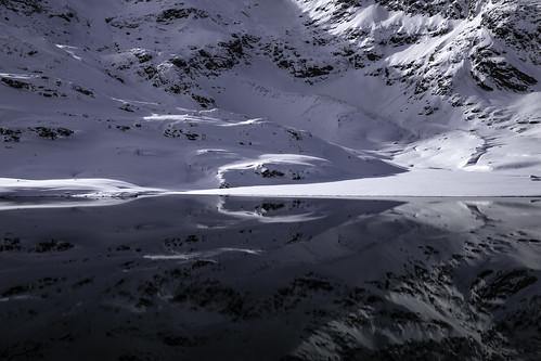 Lago Bianco- Graubünden - Schweiz