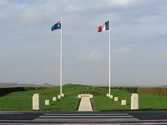Pozières: Pozières Windmill (Somme)