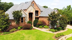Clariden Ranch at 10 minutes drive to the north of Southlake cosmetic dentist Huckabee Dental
