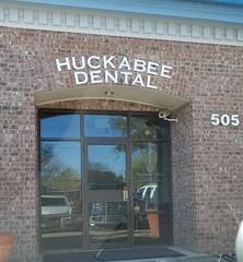 Storefront Huckabee Dental