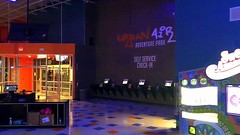 Urban Air Trampoline and Adventure Park at 4 minutes drive from Southlake dentist Huckabee Dental