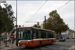 Irisbus Citélis 12 – Setram (Société d'Économie Mixte des TRansports en commun de l'Agglomération Mancelle) n°129