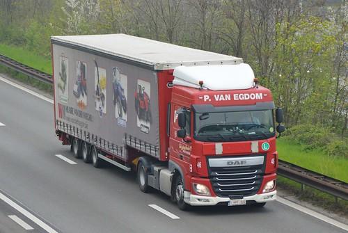 B-P. Van Egdom-Daf Xf 106