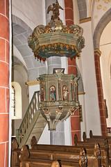 DSC07146.jpeg - Drolshagen  / St. Clemens, Kanzel