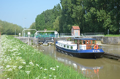 River Lys - Photo of Merville