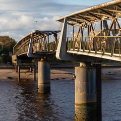 Bridge of Scottish Invention, Irvine