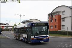 Heuliez Bus GX 317 – Tisséo n°0105 - Photo of Plaisance-du-Touch