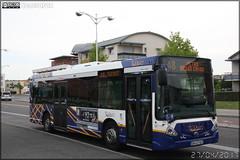 Heuliez Bus GX 137 L – Tisséo n°1420