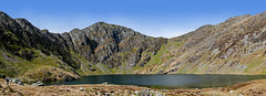 Craig Cau and Llyn Cau