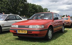 1989 Mazda 626 hatchback 2.0i 16V GT 4WS