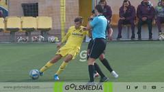 Infantiles. Villarreal CF 4-0 Sedaví CF (23/11/2019), Jorge Sastriques