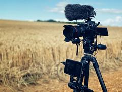 Eos R Video Set-up
