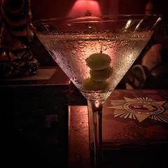 Dry Martini in Siem Reap