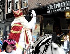 Zwarte Piet&Sinterklaas