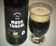 Grauballe: Mørk Tangøl (Dark Seaweed)