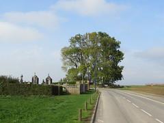 Pozières: Cemetery (Somme)